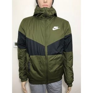 Nike Sportswear Men's Insulated Jacket Coat